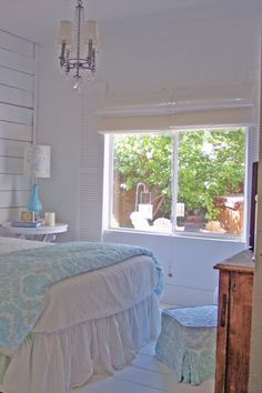 beach cottage guest room