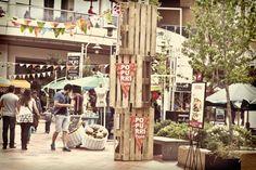 Popurrí Market Mall Plaza