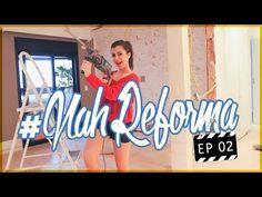 #NahReforma - EP 01: Tour pelo quarto + Conversa com arquiteta - YouTube