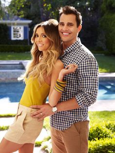 Giuliana and Bill Rancic. Love them!