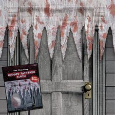 Bloody Tattered Cloth from Windy City Novelties