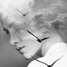 En Las Nubes - Photography print by Antonio Mora