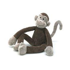 Jellycat - Slackajack Monkey, 36cm
