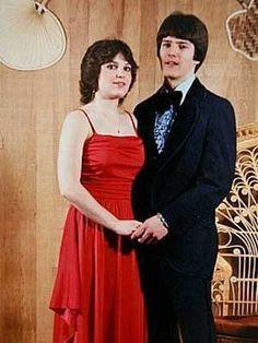 Sarah Palin's Prom Photo