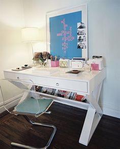 desk - workspace