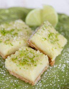 Creamy Lime Bras