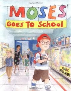 Moses Goes to School by Isaac Millman http://www.amazon.com/dp/0374350698/ref=cm_sw_r_pi_dp_2MWNtb0641HC1NYT
