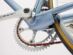 Hidden rear brake | Cinelli Laser Fanini