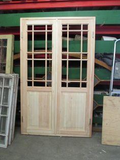 Bild saknas China Cabinet, Plank, Spa, Doors, Storage, Furniture, Home Decor, Double Doors, Purse Storage
