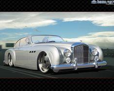 Classic Bentley Continental GT