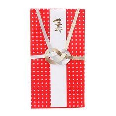 ご結婚お祝い用 ご祝儀袋 あわじ結び3065 SDドット レッド Stationery, Gift Wrapping, Gifts, Gift Wrapping Paper, Presents, Paper Mill, Stationery Set, Wrapping Gifts, Office Supplies