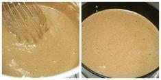 Tort cu banane si crema de vanilie • Gustoase.net Dairy, Cheese, Banana