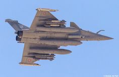 French Armée de l'Air Dassault Rafale armed with two bombs BLU 126 - photo EMA / Air Force - photo EMA / Armée de l'Air