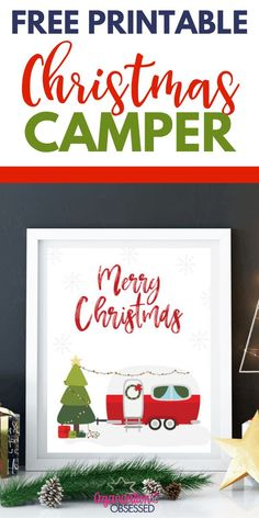 Grab this Printable Christmas Camper Wall art to add to your Christmas Decorations. This Camper Christmas Decoration is adorable and is perfect to display in a frame with your decorations! Download this free Christmas Wall Art here! #christmas #wallart #camper #freeprintable Free Christmas Printables, Printable Crafts, Free Printables, Christmas Wall Art, Christmas Holidays, Christmas Decorations, Vintage Candles, Wall Art Quotes, Christmas Pictures