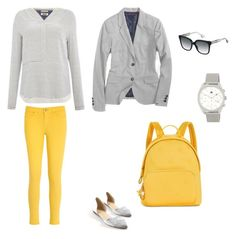 """""""School"""" by biancabresto on Polyvore featuring Tommy Hilfiger"""
