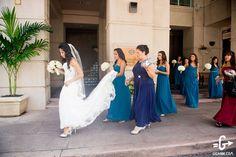 Westin Colonnade Miami Wedding Photos