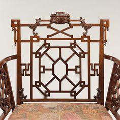 British Armchair 1755