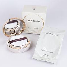 Sulwhasoo Cream Foundation 13 Light Pink Anti-Aging Made in Korea Cosmetic Missha, Cosmetic Packaging, Korean Beauty, Cool Watches, Anti Aging, Beauty Makeup, Make Up, Skin Care, Cosmetics