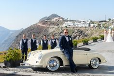 Make a dream come true Wedding Suits, Wedding Day, Destination Wedding, Wedding Planning, Santorini Wedding, Suit Up, Dream Come True, Groom, Husband