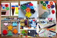 Libros Sileciosos Collage Sensory Table, Montessori Baby, Free Personals, New Theme, Book Pages, Book Activities, Ideas Para, Kids Toys, Patches