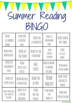 Summer Reading Bingo Challenge for Kids. Get Your Kid Reading this Summer with these Free Printable Bingo Boards! Summer Reading Bingo Challenge for Kids. Get Your Kid Reading this Summer with these Free Printable Bingo Boards! Reading Bingo, Kids Reading, Reading Activities, Homework For Kids, Holiday Homework, Summer Homework, Reading Incentives, Reading Projects, Close Reading