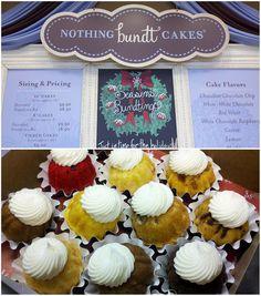 Nothing Bundt Cakes - bundtinis