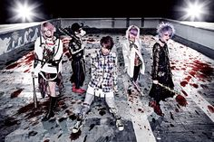 """LACK-CO. will release their new one-coin single """"Dobunezumi Sanka"""" on June 28th and here is a PV preview! They also have a new look, so please check it out below! Single:Dobunezumi San…"""