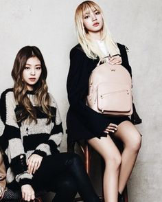 BLACKPINK || Jennie & Lisa (Saint Scott)