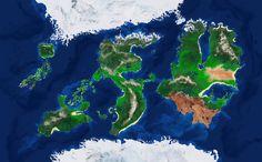 111 Best Deviantart Scifi World Maps Images Fictional World
