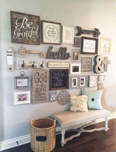 Dekoration, Kreatives Wanddekor, Einzigartige Wandkunst, Kreative Wände,  Rustikale Dekorationsideen, Süß, Wohnzimmer Wände, Haus, Wohnideen
