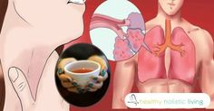 Lung cleansing tea