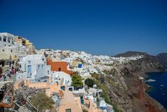 My Move to Europe part 6 (Santorini! Oia Santorini, Travel Workout, Photography For Sale, Backpacking, Vancouver, Scotland, Sailing, Dolores Park, Europe