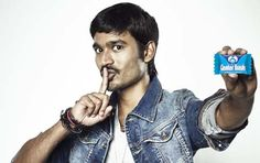 Dhanush  In  New Center fresh Ad  (video)