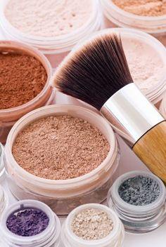 KBK Minerals - natural mineral makeup.  www.benatural.wikaniko.com
