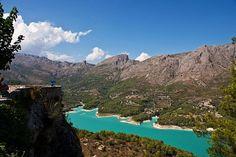 True mountain beauty in Guadalest