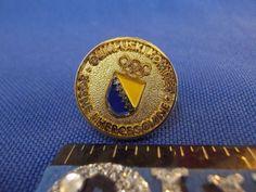 2016 Rio Olympic NOC Pin Bosnia and Herzegovina (Bosne I Hercegovine) Very Rare