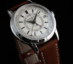 Deployant - the watch magazine for collectors, by collectors patek philippe calatrava weekly calendar ref. coming up with completely novel pro Patek Philippe Calatrava, Watch News, Weekly Calendar, Watches For Men, Men's Watches, Luxury, Collection, Colour, Unique