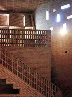 Brick Blog: Eladio Dieste - Cristo Obrero church in Atlantida, Uruguay