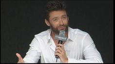 Hugh Jackman Launches the Wolverine in Seoul