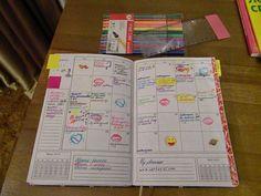 Моё рукоделие: Продолжение темы про ежедневник на 2015 год