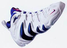 Nike Shox Shoes, Nike Air Shoes, Popular Sneakers, Best Sneakers, Ankle Sneakers, Sneakers Nike, Mens Fashion Shoes, Sneakers Fashion, Futuristic Shoes