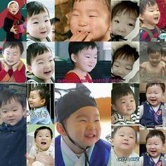 Triplets #Daehan#Minguk#Manse Superman Kids, Song Daehan, Song Triplets, Korean Shows, Little Darlings, Baby Pictures, Sons, Cute, Kpop