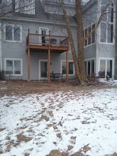roof siding gutters windows deck do you need a deck repair or