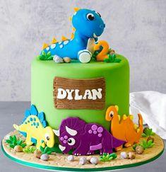 Cake Ideas, Twins, Birthday Cake, Cartoon, Desserts, Food, Tailgate Desserts, Deserts, Birthday Cakes