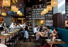 long chim - crown casino - The fourth in a mini-chain of bustling Thai restaurants by accomplished chef David Thompson.