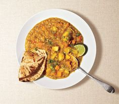 Full of fiber, protein, iron, and vitamin B, lentils are inexpensive and make a great meat substitute or side dish.