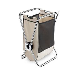 Simplehuman x Frame Laundry Hamper Single Steel Frame 16 x 20 x 30 New Quality Laundry Storage, Laundry Hamper, Laundry Rooms, Lift And Carry, Steel Bar, Basket Bag, Steel Frame, Tech Accessories, Slam Dunk