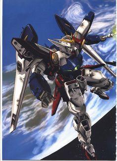 Wing 0 Gundam