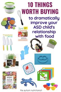 These are the best tools that can help your picky eater with autism dramatically improve their relationship with food Kids Nutrition, Nutrition Tips, Autism Diet, Autism Help, Adhd Diet, Food Therapy, Developmental Disabilities
