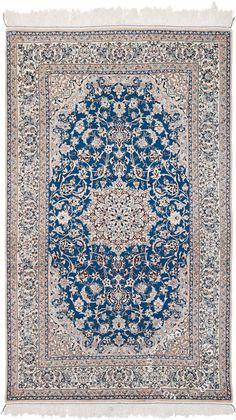 4×7 Persian Nain Rug